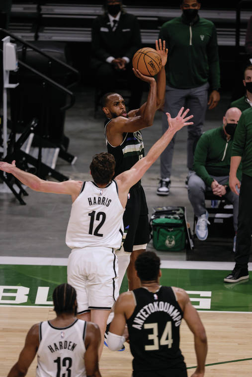 Bucks bounce back to beat Nets 104-89 and force Game 7