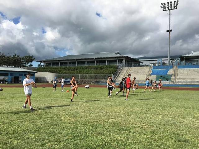 Free sports physical for all high school students tomorrow at Kealakehe High