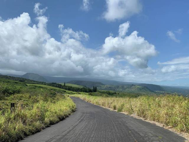 Island Life: Taking the high road