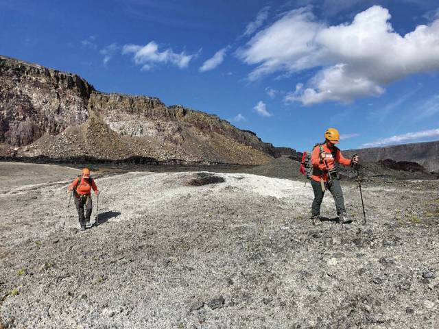 Volcano Watch: The MILEAGE project — mapping Kilauea's gas emissions