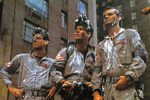 Some Ghostbusters.