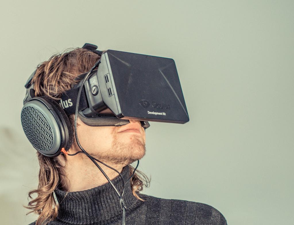 Oculus Guy