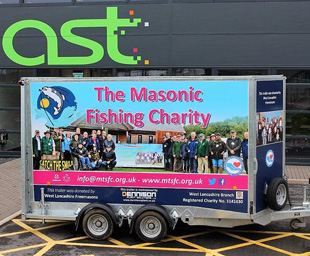 WLFC supports the Masonic Fishing Charity