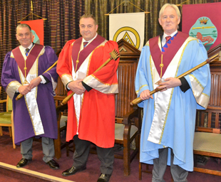The future for Great Eccleston Chapter is bright