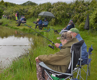 An 'eventful' year for the fishing charity