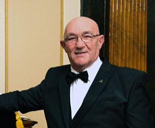 Brian Jackson takes chair of Blenheim