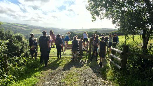 Family Walk and Nature Trail Half Term Kilkhampton Common