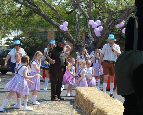 Octoberfest Jacaranda Thursday 2014