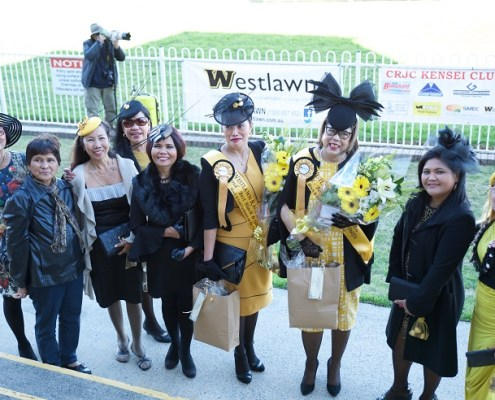 2016 Fashions on the Field entrants