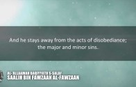 Don't sully your Hajj | Advice from Shaykh Ibn 'Uthaymeen
