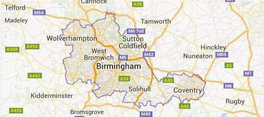 areas we cover as lettings agents