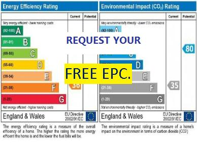 Free EPC, West bromwich, Birmingham, Smethwick and throughout the West Midlands