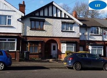 2 bedroom house to rent in Smethwick