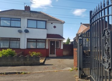 2 bedroom house for sale Griffiths Road, West Bromwich front of house