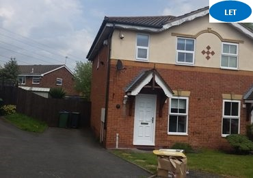 2 Bedroom house to rent West Bromwich, Haywoods Farm