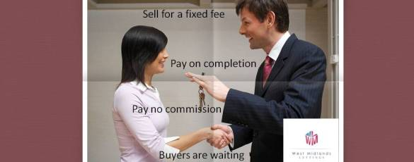 sell your property for fixed fee £750. Free property valuation.