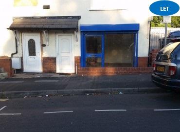 Shop to rent West Bromwich