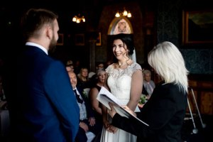 Wedding - Cody and Charlotte. Service conducted by Ruth Graham Independent Celebrant.