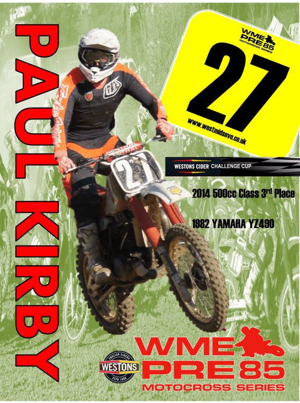 Paul Kirby Poster
