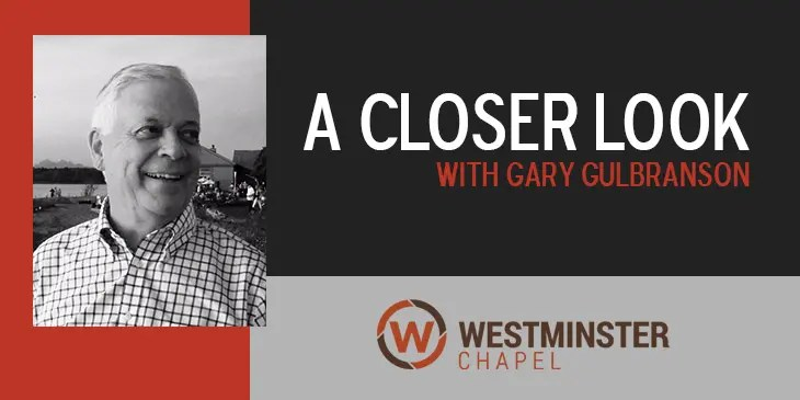 A Closer look with Gary Gulbranson