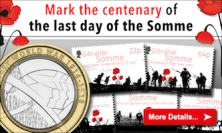 Mark the Centenary of the Last Day of the Somme