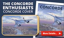 Concorde Ingot Cover