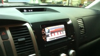Audiophile Stereo in a 2011 Tundra