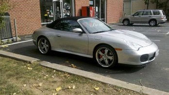 Porsche 911 Carrera 4s gets the WSS Treatment