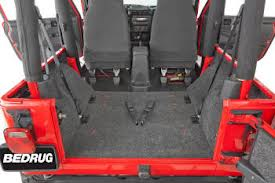 """BedRug"" Floor Liner for Jeeps Now Available!"