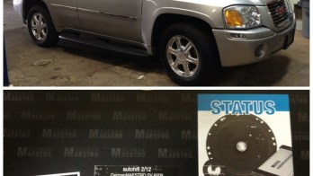 GMC Envoy Gets German Maestro Speaker Upgrade