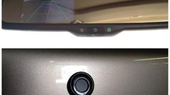 Backup Camera, Sensors, and Rear View Monitor Installed in Honda Accord