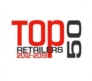 Top 50 Retailer