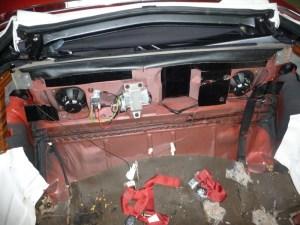 rear speakers 1976 Cadillac Eldorado