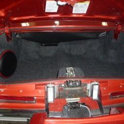 Cadillac Eldorado subwoofer
