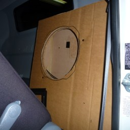 Mapping out the Subwoofer Enclosure