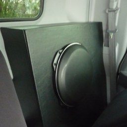 Commercial Vehicle Audio Subwoofer