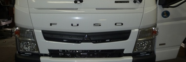 Commercial Vehicle Audio Upgrade