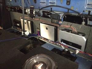 Dodge Ram Amplifier Installation