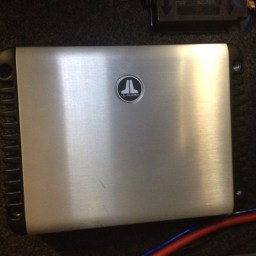 JL Audio Amplifier