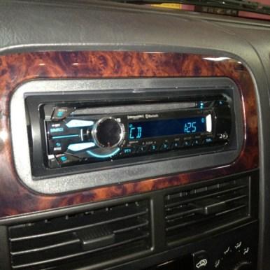 Jeep Grand Cherokee iPod Integration