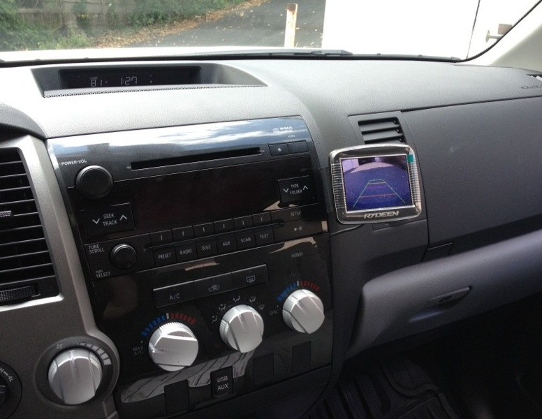 Toyota Tundra Backup Camera Installed For Westminster Car