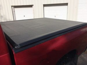 Dodge Ram Bed Cover