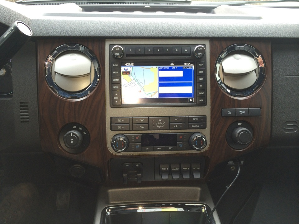 F250 Audio Upgrade Puts Man Sized Sound In A Man Sized Truck
