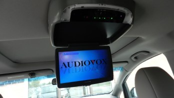 Honda Odyssey Mobile Video Installation Offers Solace To Hampstead Client