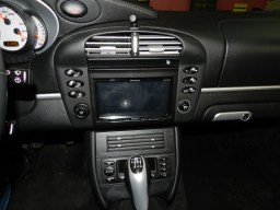 Porsche Radio Upgrade