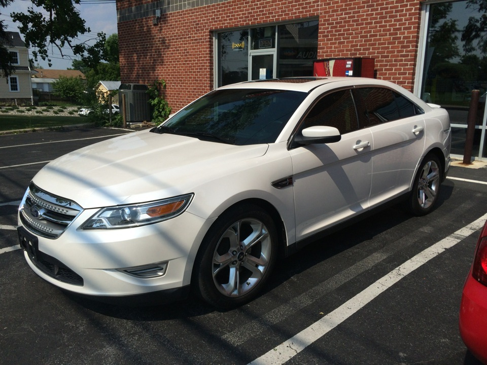 Ford Taurus Window Tint Keeps Sykesville Client Cool