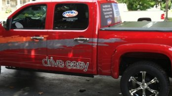 Chevy Silverado Audio Upgrade Part of WSS Demo Vehicle Project