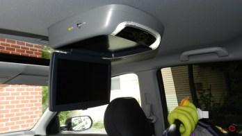 Honda CRV Video Installation Keeps Parents In Peace