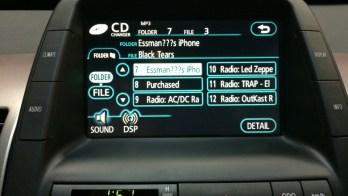 Takoma Park Client Gets Ipod Access On OEM Radio