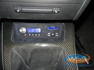 BMW 335i Radar